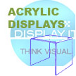 Acrylic Retail Store Displays & Decor