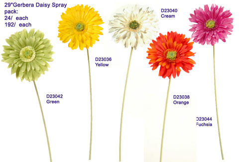 Discount flower shops fake silk flowers daisy silk flowers d23040 jpg mightylinksfo